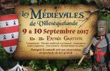 9 et 10 septembre 2017 – Les Médiévales de Villeséquelande
