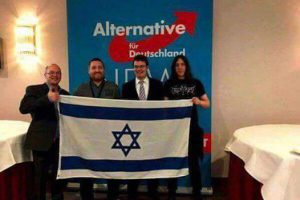 L'AfD et le sionisme : «Israël est notre avenir !» (sic)