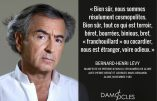 Chronique de l'anti-France : citation de Bernard-Henri Lévy