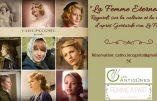 14 octobre 2017 à Paris – Conférence «La Femme Éternelle»