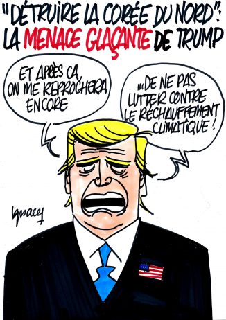 Ignace - La menace glaçante de Trump