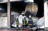 Les anars revendiquent l'incendie du garage de la gendarmerie de Grenoble