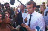 A Saint-Martin, l'arrogant Macron refuse les critiques qui manqueraient de «dignité» ! Les habitants le prennent à partie…