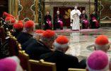 Quelques signatures de plus à la Correction Filiale adressée au pape François concernant la propagation d'hérésies