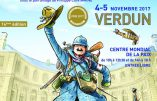 4 et 5 novembre 2017 – Salon du livre d'histoire à Verdun