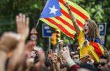 Référendum interdit de la Catalogne: le oui gagnant… mais seulement 42% d'électeurs se sont déplacés