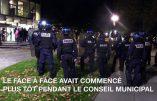 Civitas assure la protection d'un élu municipal menacé par les antifas