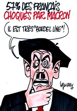Ignace - Macron et ses sorties scandaleuses