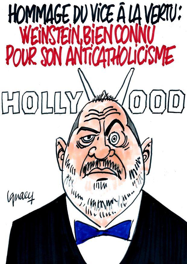 Ignace - Weinstein pas très catholique