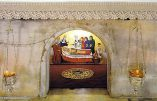 Une tombe découverte en Turquie pourrait être celle de saint Nicolas