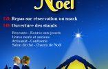 Marché de Noël de l'école Saint-Pierre-Julien-Eymard de Meylan le dimanche 26 novembre 2017