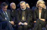 Mgr Pascal Gollnisch aime Les Républicains, pas SOS Chrétiens d'Orient ni la droite nationale
