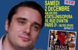 2 décembre 2017 à Paris – Conférence d'Adrien Abauzit