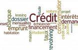 Crédit à la consommation, comment comparer ?