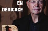 9 décembre 2017 à Paris – Patrick Buisson dédicace «La grande histoire des guerres de Vendée»