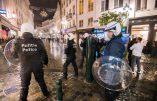 Nouvelle émeute autour du rendez-vous d'un youtubeur maghrébin à Bruxelles