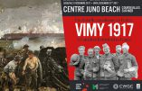 Jusqu'au 31 décembre 2017 – Expo «Vimy 1917, une bataille canadienne en France»