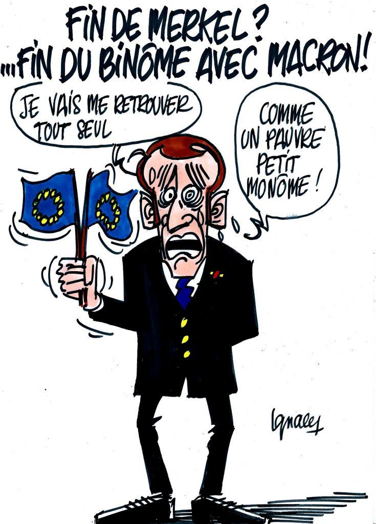 Ignace - Bientôt la fin du binôme franco-allemand ?
