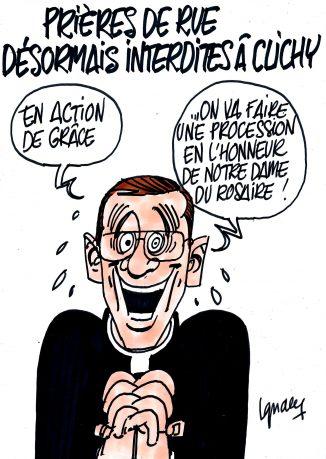 Ignace - Prières de rue désormais interdites à Clichy