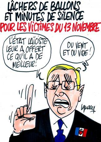 Ignace - Commémoration du 13 novembre