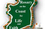Après la Pologne et l'Italie, l'Irlande lance à son tour le Rosaire aux frontières