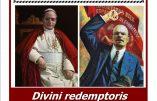 11 décembre 2017 – Conférence «Divini redemptoris et le communisme»