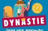 Jouer pour apprendre l'histoire de France avec «Dynastie»