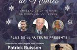17 décembre 2017 – Fête du livre de Nantes