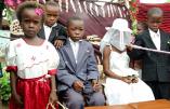 Mariages d'enfants en Afrique : «La hausse des mariages d'enfants,  autre conséquence du réchauffement climatique»