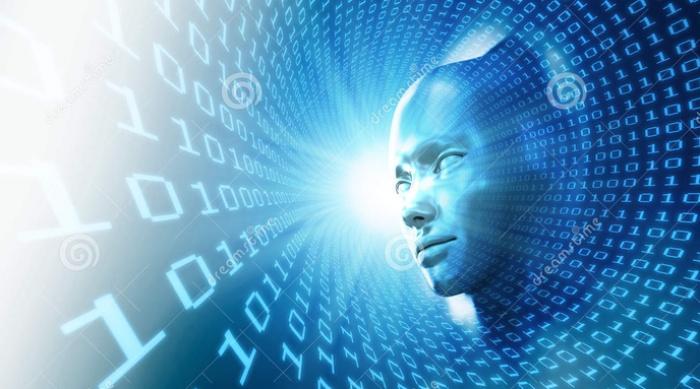 Après le transhumanisme, voici le transdéisme!  La «révélation» d'IA, religion de l'Intelligence Artificielle