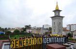 Un an de prison avec sursis et plus de 40.000€ d'amende pour avoir occupé pacifiquement le toit du chantier de la grande mosquée de Poitiers