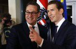 Autriche: Une entente de gouvernement scellée sur l'identité nationale et le refus de «l'invasion de masse».