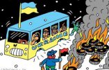 L'Ukraine dans les années à venir «face au mur» vue par Xavier Moreau à l'orée de 2018