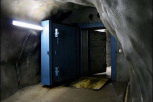 Le Bitcoin et son bunker creusé dans une montagne suisse !