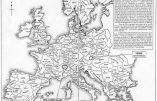 La prétendue carte des Waffen SS sur l'Europe