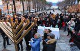 La Corse célèbre publiquement Hanouccah pour la première fois. Pas un mot des laïcistes…