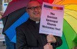 Une branche du protestantisme prie pour que le prince George d'Angleterre devienne homosexuel !