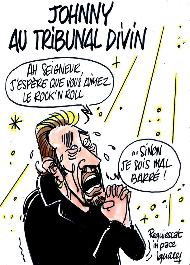 Ignace - Johnny au tribunal divin