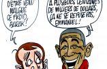 Ignace - Obama, Macron et le climat