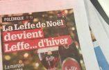 Nombreux appels à boycotter les bières Leffe depuis que leur bière de Noël est devenue bière «d'hiver»