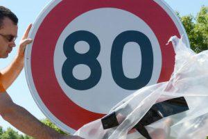 La limitation de vitesse à 80 km/h provoquera plus de morts