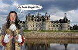 Anniversaire royal pour Macron à Chambord