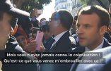 Macron remet à sa place un jeune Algérien arrogant