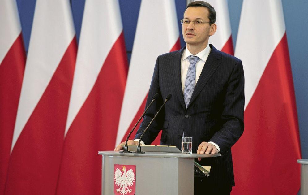 Morawiecki aux manettes d'un gouvernement polonais inchangé