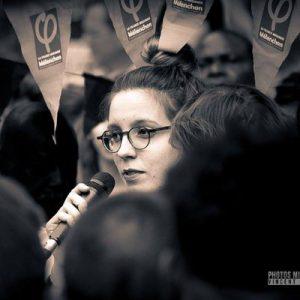 Um membre de la France insoumise demande l'interdiction du rosaire de rue  Melanie_monier-300x300