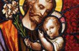 Sermon sur Saint Joseph (abbé Beauvais)