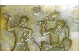 Les Saints face aux barbares au haut Moyen Âge