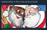 Etats-Unis : voilà le Père Noël noir et homosexuel