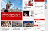 Vidéo de la nouvelle communication vaticane: «réformer signifie donner une autre forme aux choses».