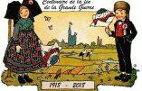 Les vœux de Bruno Gollnisch évoquent le centenaire de la fin de la Grande Guerre